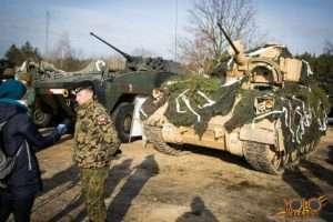 inauguracja polsko-amerykańskich ćwiczeń wojskowych - agencja eventowa