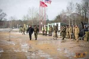 organizacja uroczystości w Żaganiu - wydarzenia wojskowe