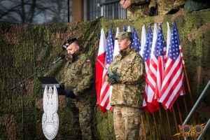 organizacja uroczystości - Żagań, woj. lubuskie - Ambasador Paul W. Jones