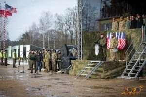 organizacja uroczystości - Żagań, woj. lubuskie - Ambasador USA