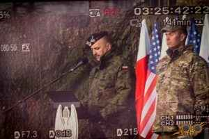 organizacja uroczystości - Żagań, woj. lubuskie - Paul W. Jones