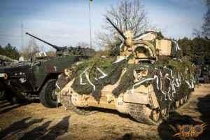 polsko-amerykańskie ćwiczenia wojskowe