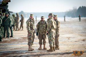 polsko-amerykańskie ćwiczenia wojskowe - BOR