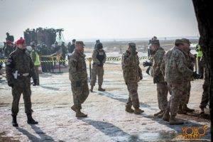 polsko-amerykańskie ćwiczenia wojskowe - MON Antoni Macierewicz