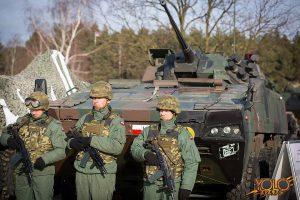 polsko-amerykańskie ćwiczenia wojskowe - organizacja