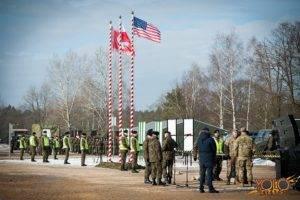 polsko-amerykańskie ćwiczenia wojskowe w Żaganiu