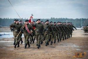 polsko-amerykańskie ćwiczenia wojskowe w Żaganiu - Andrzej Duda
