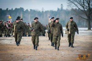 polsko-amerykańskie ćwiczenia wojskowe w Żaganiu - Antoni Macierewicz