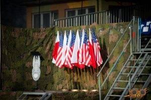 polsko-amerykańskie ćwiczenia wojskowe w Żaganiu - BOR, BBP
