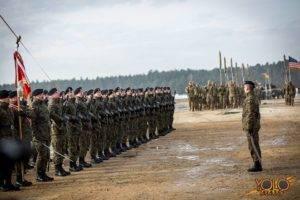 polsko-amerykańskie ćwiczenia wojskowe w Żaganiu - lubuskie