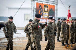 polsko-amerykańskie ćwiczenia wojskowe w Żaganiu - organizacja