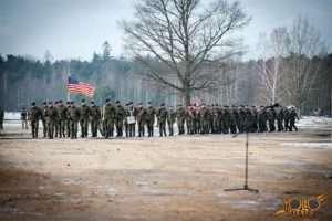 polsko-amerykańskie ćwiczenia wojskowe w Żaganiu - Prezydent RP