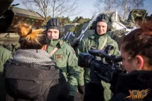 uroczysta inauguracja polsko-amerykańskich ćwiczeń wojskowych
