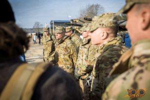 uroczysta inauguracja polsko-amerykańskich ćwiczeń wojskowych - organizacja