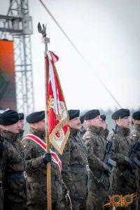 Żagań - inauguracja ćwiczeń polsko-amerykańskich