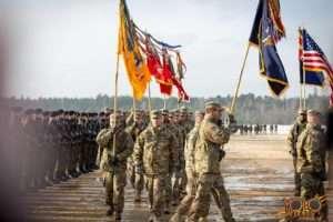 Żagań - woj. lubuskie - wydarzenie wojskowe
