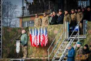 Żagań - wojsko USA