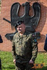 armia USA - uroczystość w Żaganiu - Brygada Sztyletów