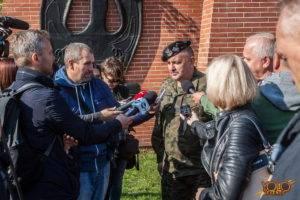 armia USA w Żaganiu - Brygada Sztyletów - relacja zdjęciowa