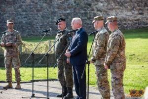 armia USA w Żaganiu - Brygada Sztyletów - YOLO Events zdjęcia