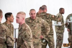 armia USA wydarzenie w Żaganiu - Brygada Sztyletów