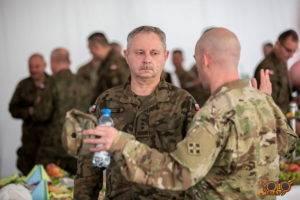 armia USA - wydarzenie w Żaganiu - Żelazna Brygada - zdjęcia