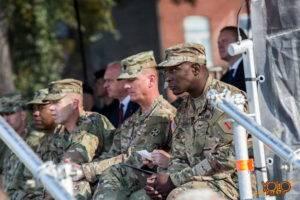 Brygada Sztyletów z 1. dywizji piechoty armii USA - organizacja