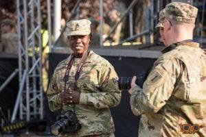 brygada sztyletów z 1. dywizji piechoty armii USA z Fort Riley