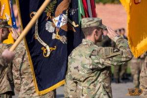 Brygada Sztyletów z 1. dywizji piechoty armii USA