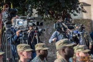 YOLO Events - Brygada Sztyletów z 1. dywizji piechoty armii USA z Fort Riley w Kansas