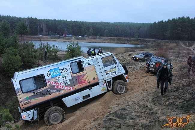 V Turystyczny Rajd 4x4 dla WOŚP Zielona Góra
