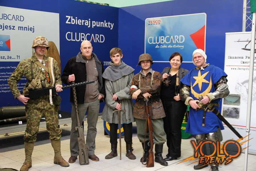 event w Tesco