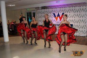 impreza firmowa z tancerkami - Wimar