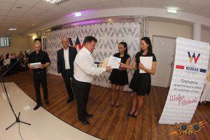 impreza firmowa zorganizowana przez YOLO Events