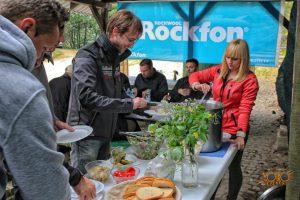 impreza integracyjna - catering
