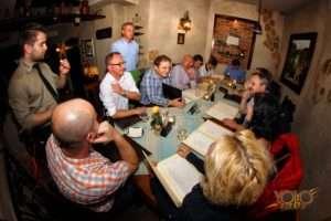 impreza integracyjna - Faurecia - restauracja