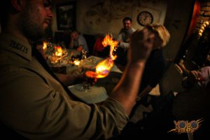 impreza integracyjna - profesjonalny barman
