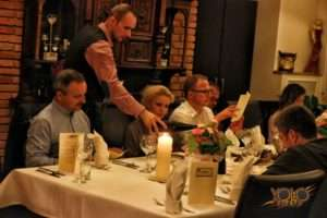 impreza wieczorowa dla firmy - Faurecia