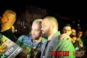 KSW 36 - Zielona Góra lubuskie - Michał Materla