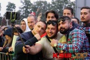 KSW 36 - Zielona Góra - selfie