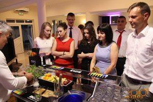 organizacja imprez firmowych - barman