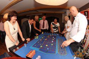 organizacja imprez firmowych z kasynem