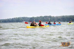 organizacja wyjazdów integracyjnych ze spływem kajakowym