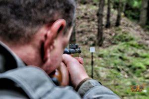 strzelnica - impreza integracyjna