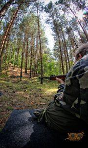 strzelnica - Zielona Góra lubuskie