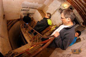 zwiedzanie bunkrów z przewodnikiem