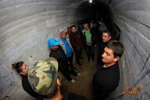 zwiedzanie bunkrów z przewodnikiem - lubuskie