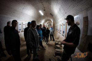zwiedzanie bunkrów z przewodnikiem - Zielona Góra