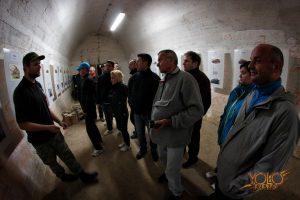 zwiedzanie bunkrów - Zielona Góra